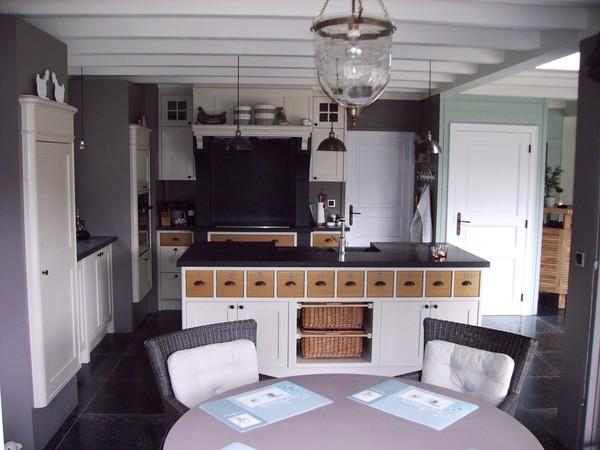 Maison ossature bois de style \