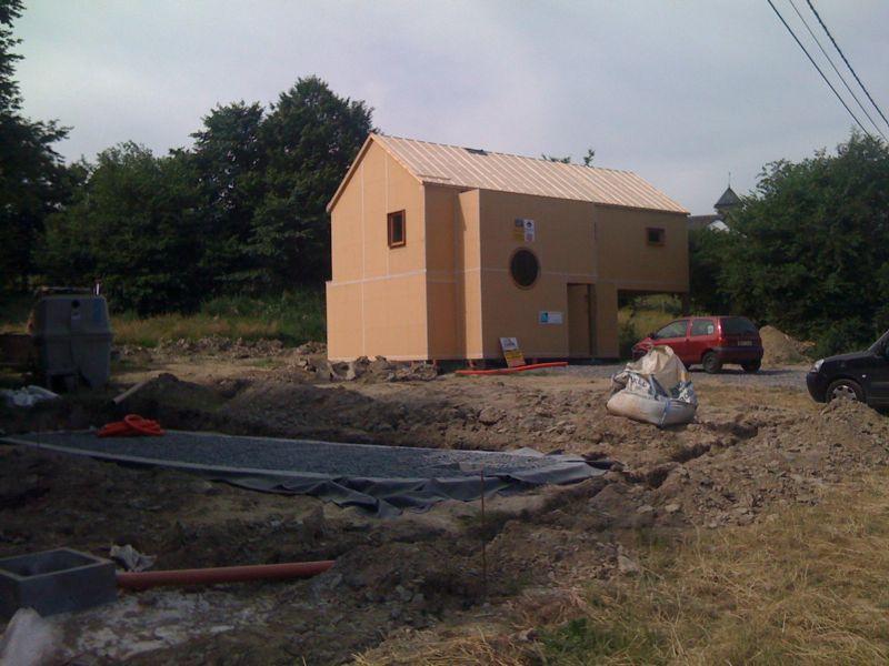 Petite maison bioclimatique 150 m2 habitable for Simulation 3d maison