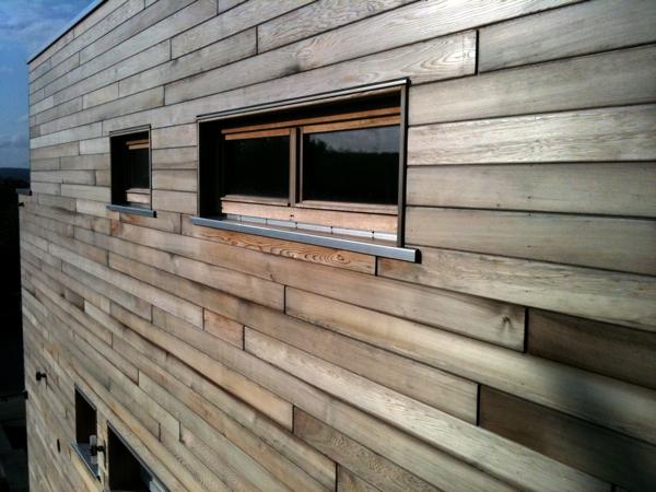 Extension D 39 Une Villa R Sidentielle Des Ann Es 50 Architecture Bois